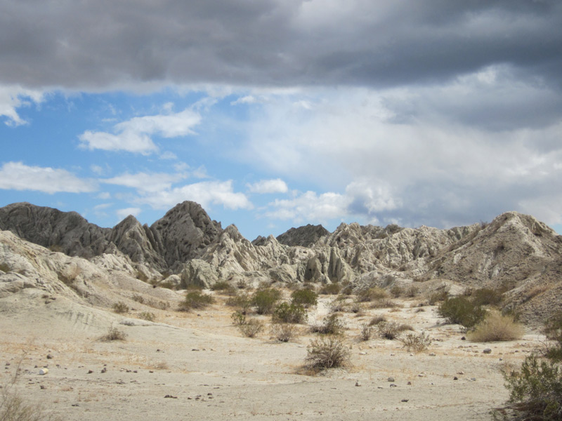 Mecca Hills Photo: Duncan Bell